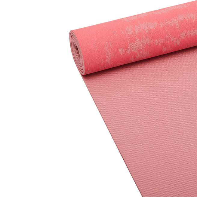 Casall Exercise mat Cushion 5mm, Brilliant Pink