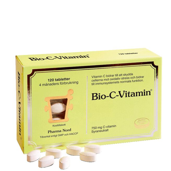 Bio-C-Vitamin Pharma Nord