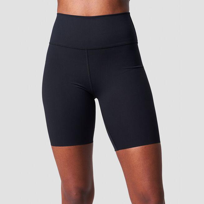 ICANIWILL Nimble Biker Shorts, Black
