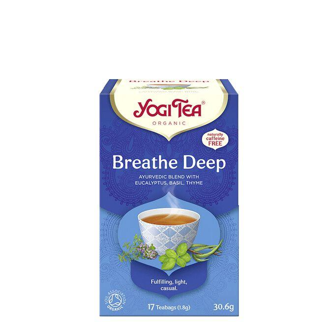 Breathe Deep, 17 tepåsar