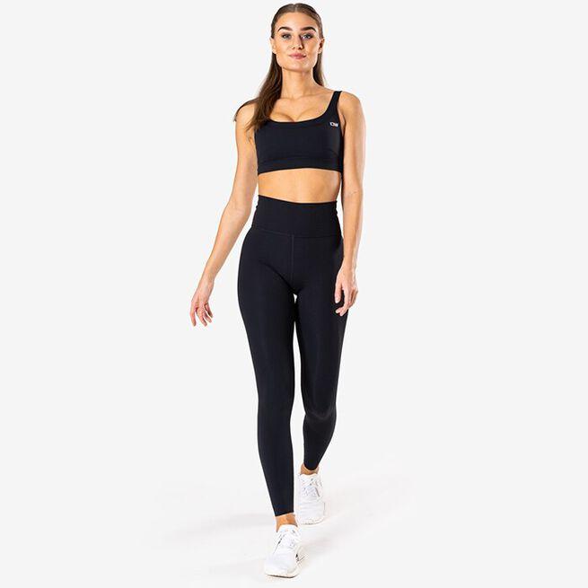 Nimble Sports Bra, Black, L