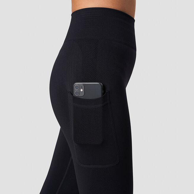 ICANIWILL Define Pocket Tights Black