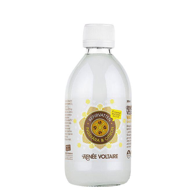 Vattenkefir Ingefära & Citron, 300 ml