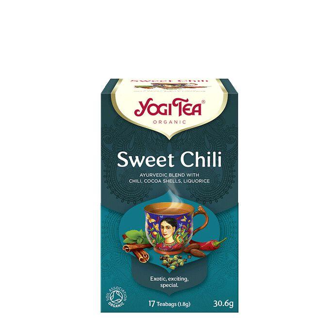Sweet Chili, 17 tepåsar