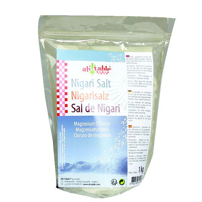 Nigari Salt Magnesium Klorid, 1000g