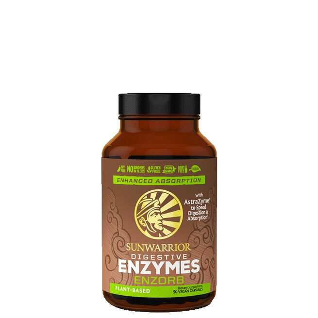 Enzorb Enzymer, 90 kapslar