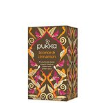 Licorice & Cinnamon, 20 påsar Pukka