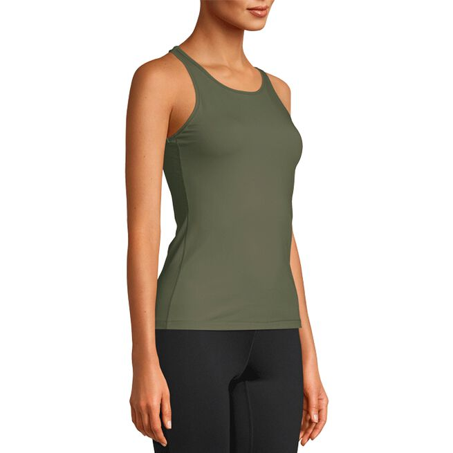 Casall Essential Racerback Northern Green