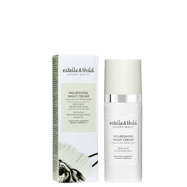 BioCalm Nourishing Night Cream, 50 ml Estelle & Thild