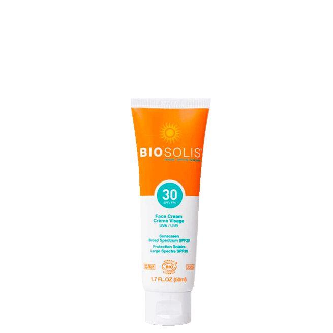 Face Cream SPF 30, 50 ml Biosolis