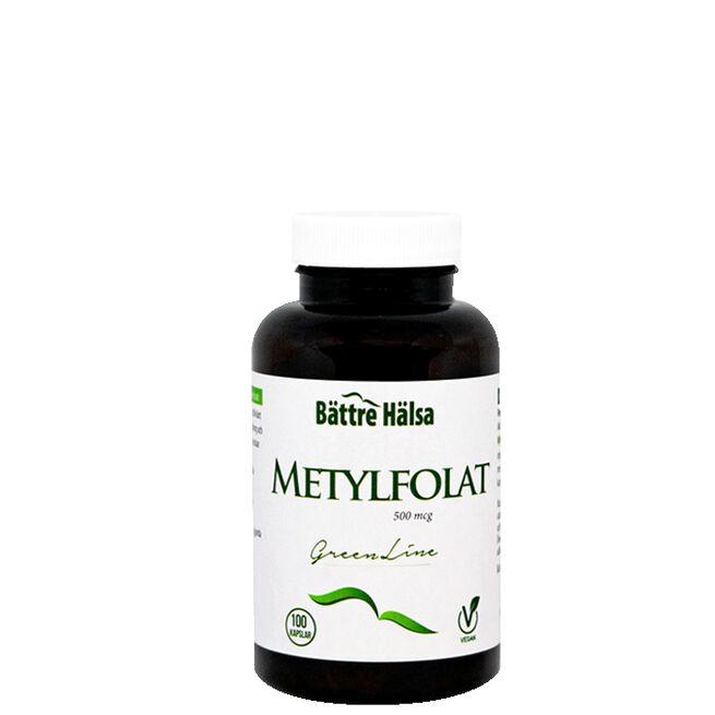 Metylfolat Bättre Hälsa