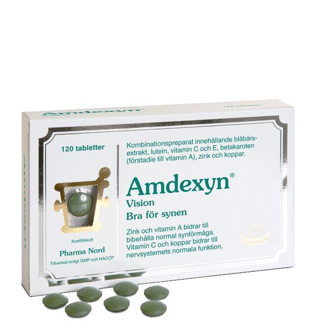Amdexyn Vision  Pharma Nord