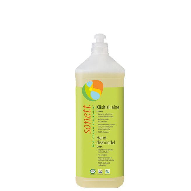 Diskmedel citron, 1 liter
