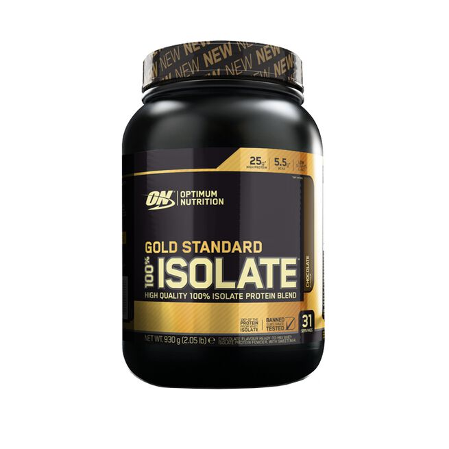 Gold Standard 100% Isolate, 930 g, Chocolate