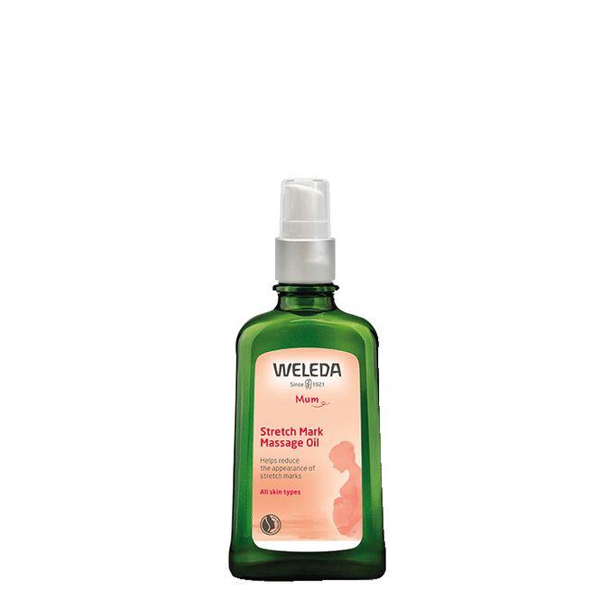 Stretch Mark Massage Oil, 100 ml