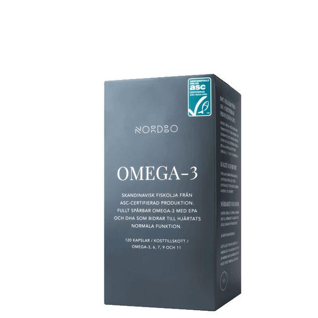 Nordbo Omega-3 ASC