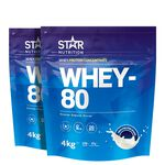 starr nutrition whey-80