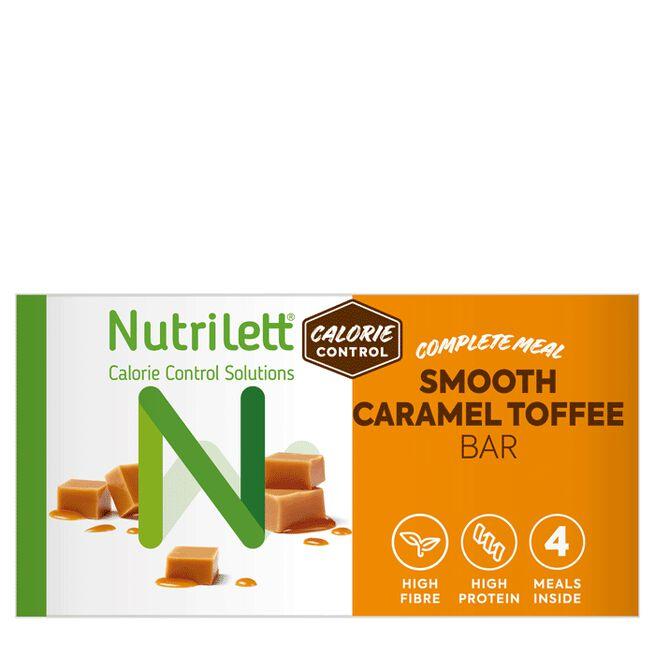 Nutrilett Smooth Caramel 56 g, 4-pack