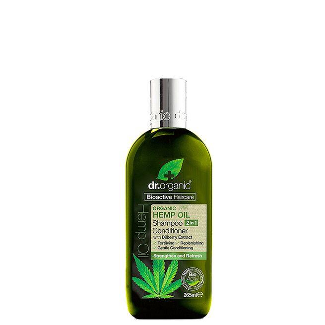 Hemp Oil Shampo & Conditioner 2-in-1 Dr Organic