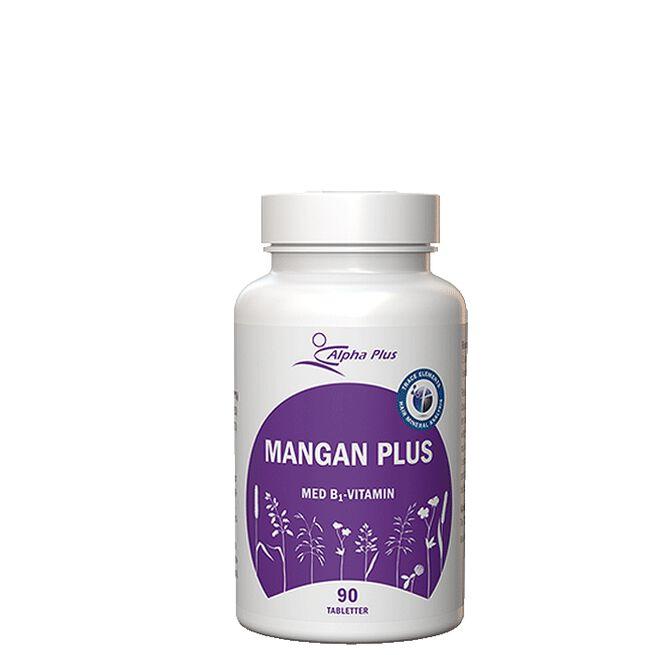 Mangan Plus Alpha Plus