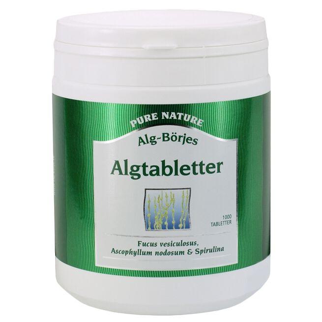 Algtabletter, 250 st