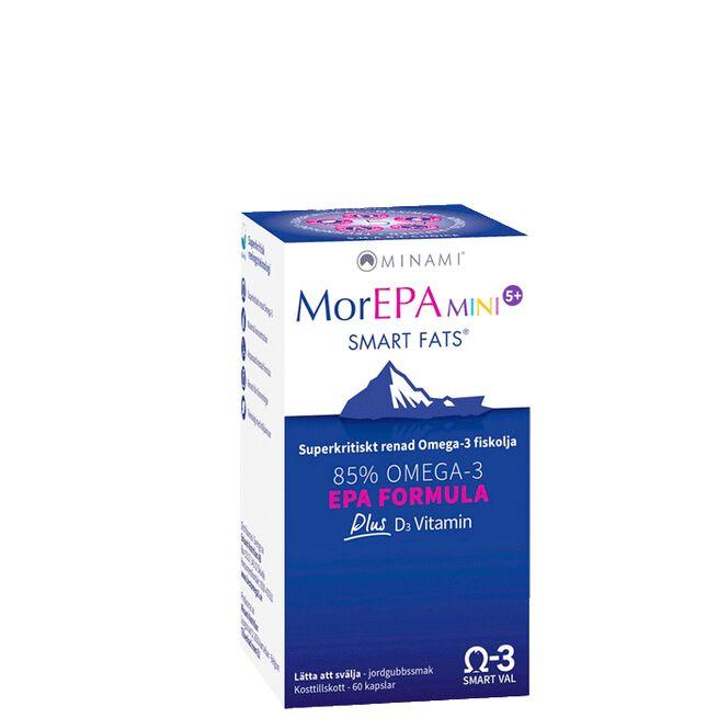MorEPA Mini SmartFats Minami Nutrition