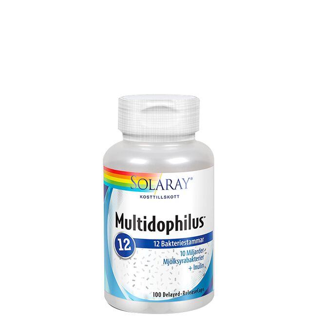 Multidophilus 12 Solaray