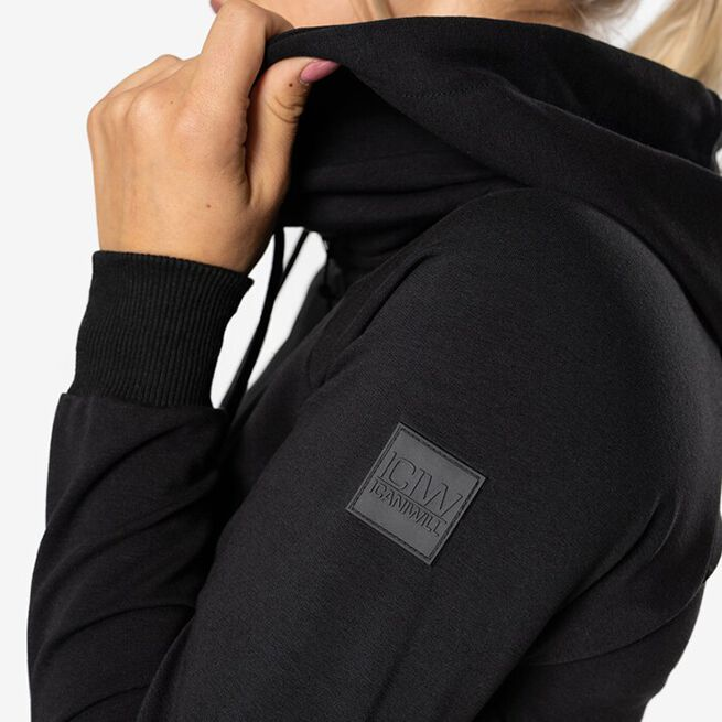 Activity Zip Hoodie, Black, XS