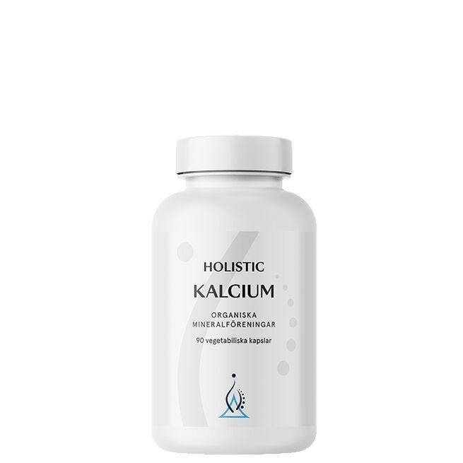 Kalcium, 128 mg, 100 kapslar