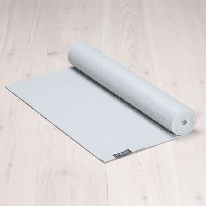 All-round Yoga mat Silver Grey Yogiraj