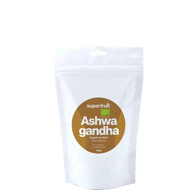 Ashwagandhapulver EKO, 150 g