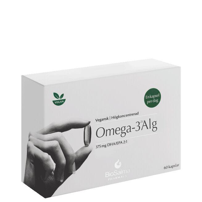 AlgOmega 375 mg DHA/EPA 2:1 BioSalma