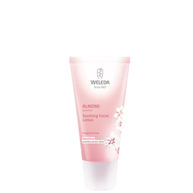Almond Soothing Facial Lotion Weleda