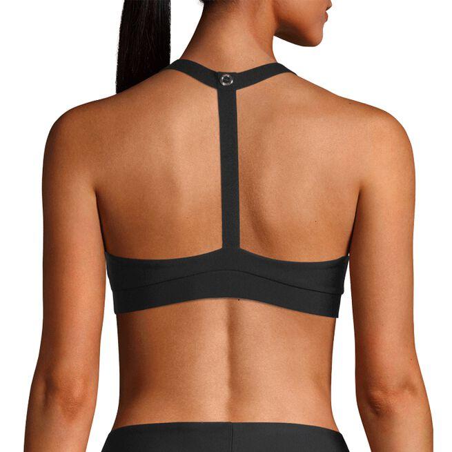 Casall Bikini Sports Top Black