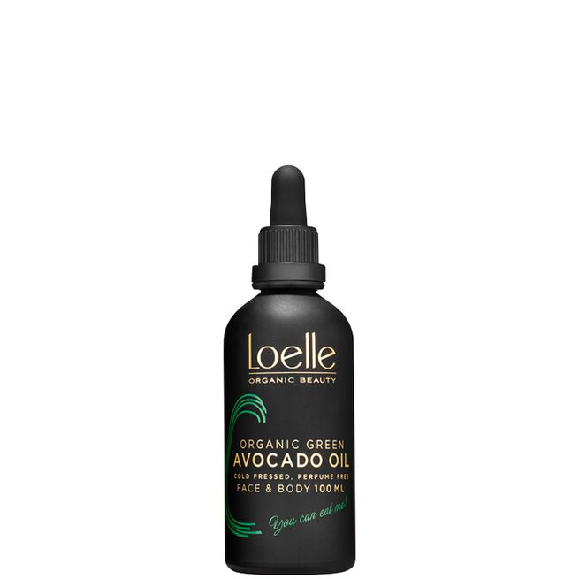 Grön Avocadoolja Eko, 100 ml