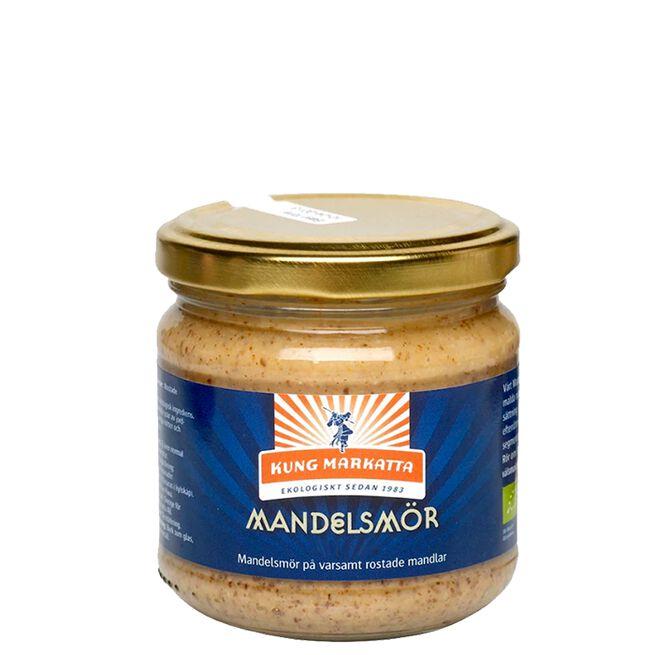 Mandelsmör utan salt KRAV, 360 g