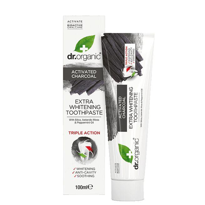 Tandkräm Aktivt Kol, 100 ml
