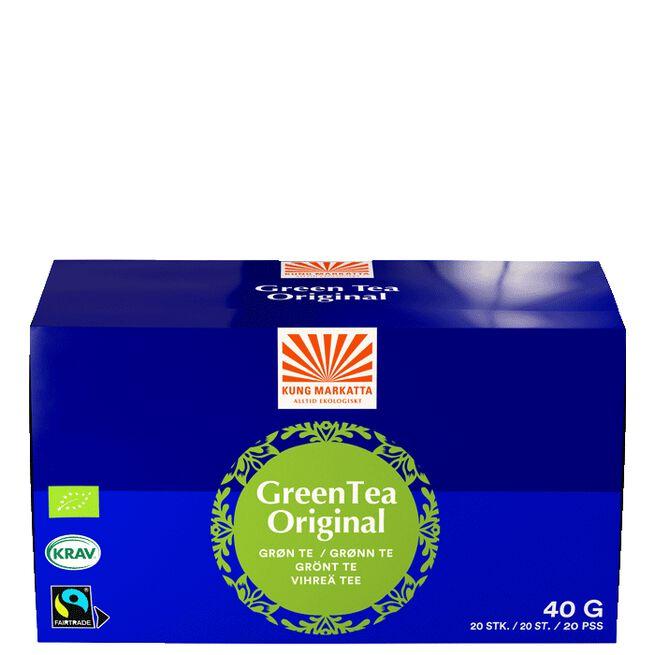 Grönt Te Original, 20 påsar