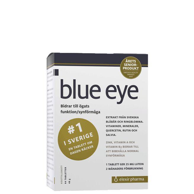 Blue Eye, 64 tabletter