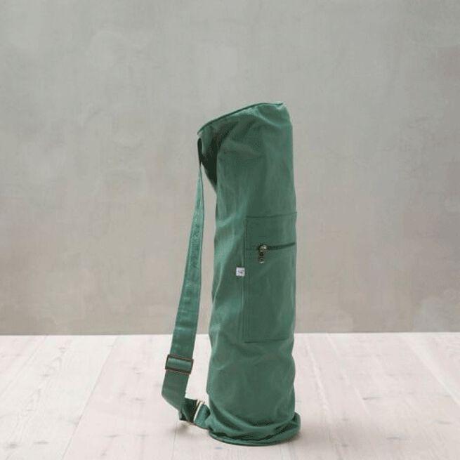 Yoga mat Bag, Moss Green Yogiraj