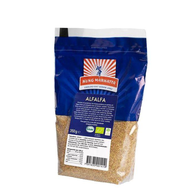 Alfalfa KRAV, 350 g