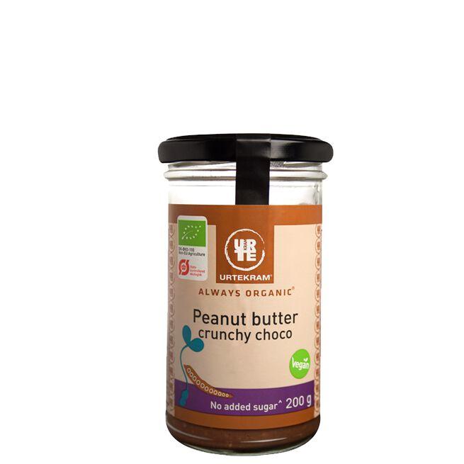 Peanut Butter Crunchy Choco, 200 g