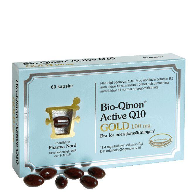 Bio-Qinon Active Q10 Gold 100 mg