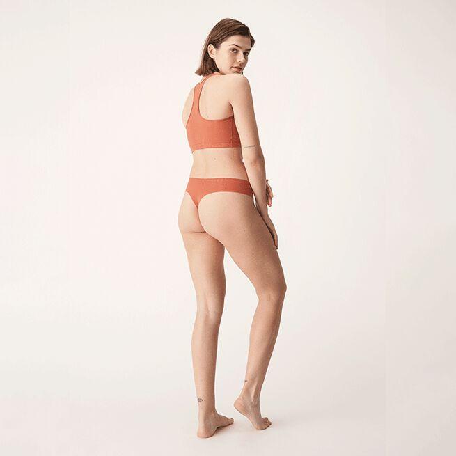 Siena 2-Pack String, Copper Brown, XS
