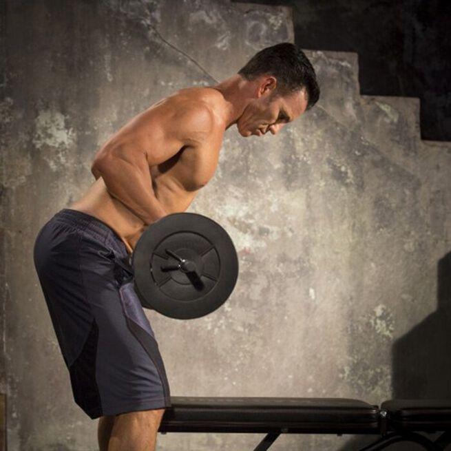 Iron Gym 20kg Adjustable Barbell Set