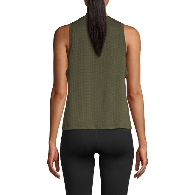 Iconic Loose Tank, Forest Green, 34