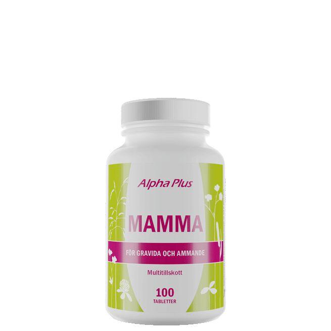 Mamma Vital, 100 tabletter