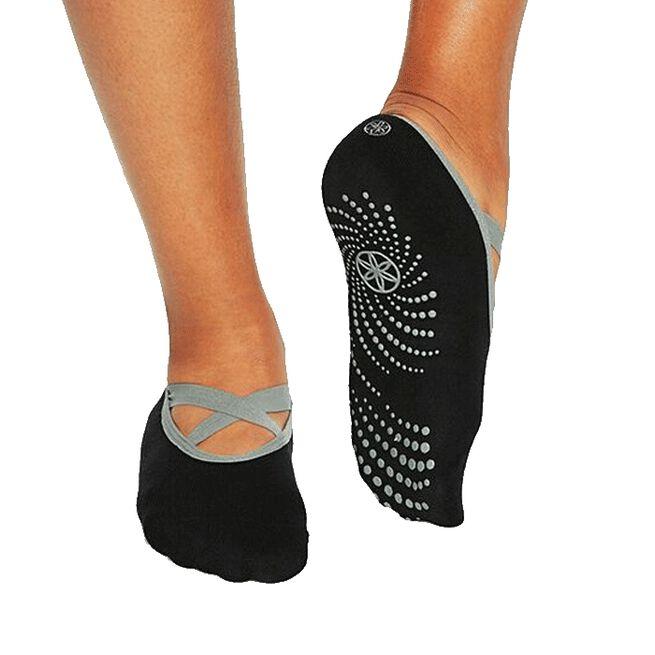 Grippy Yoga-Barre Socks S/M Gaiam