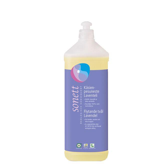 Tvål Lavendel, 1 liter
