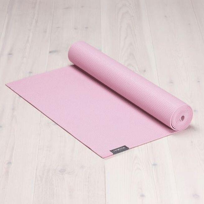 All-round Yoga mat Heather Pink Yogiraj